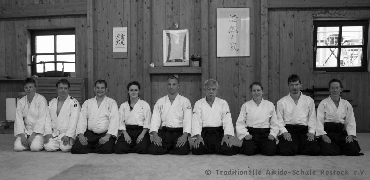 Erfolgreicher Lehrgang und Danprüfungen unter den Augen von Toshiro Suga Shihan sowie Pierre Congard